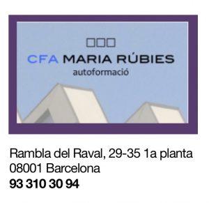 CFA Maria Rubies